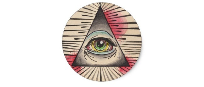 Фразеологизм всевидящее око