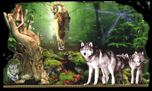 Легок волк на помине