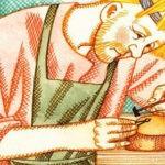 Фразеологизм подковать блоху