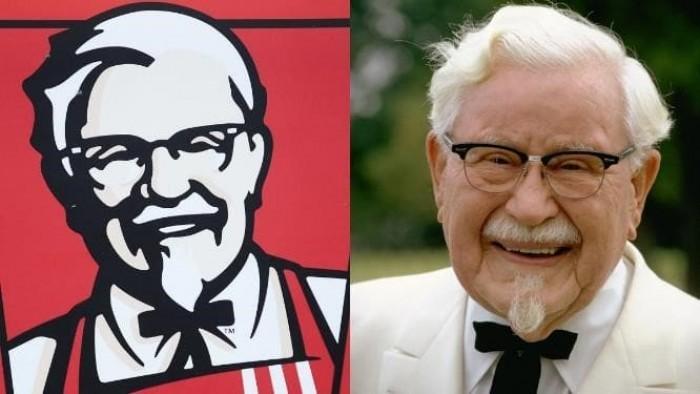 Гарланд Сандерс и KFC