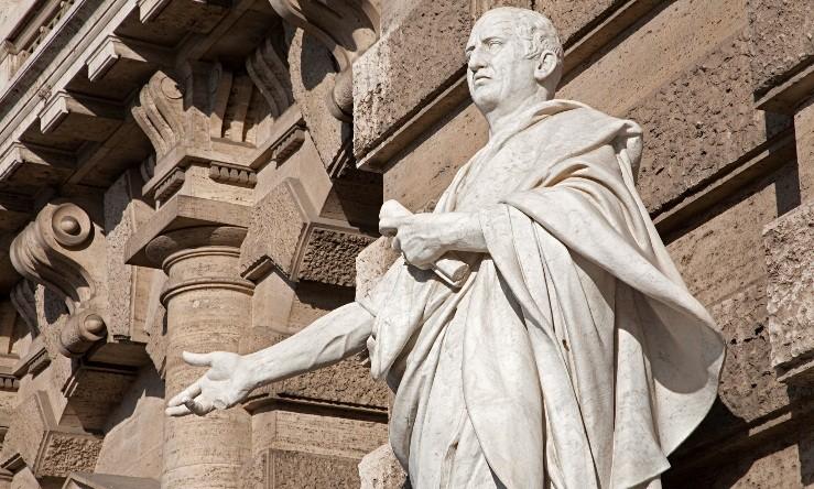 Цицерон – цитаты и афоризм о дружбе, войне, жизни и смерти