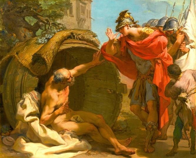Диоген Синопский – цитаты и афоризмы о детях
