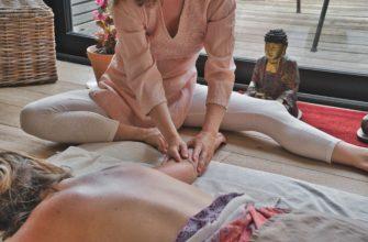 Точечный массаж - что это такое