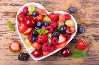 Фрукт и ягода - что это такое и отличия